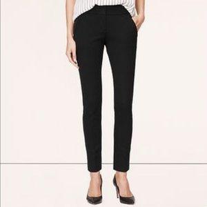 LOFT Zoe Skinny Ankle Pants Size 0
